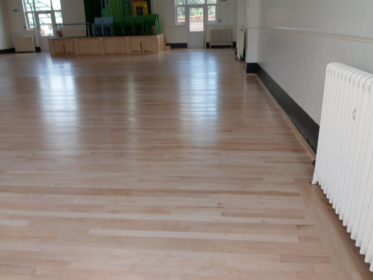 Commercial Flooring Academy Hardwood Flooring