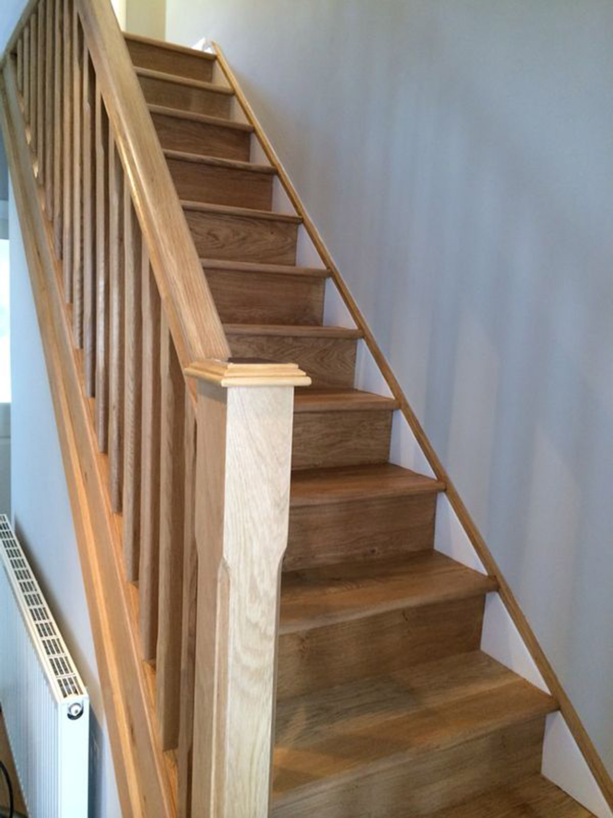 Staircase Makeovers Academy Hardwood Flooring